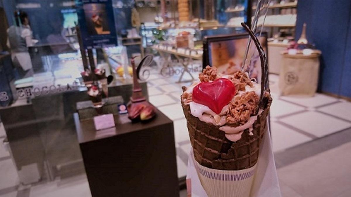 レ トロワ ショコラ ×チョコレートショップ