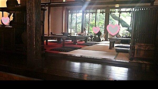 愛宕神社の岩井屋