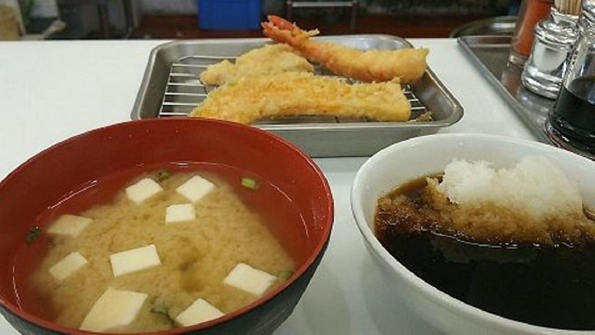 天ぷらのひらお