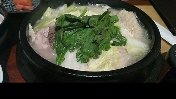 田中田式食堂 魚忠