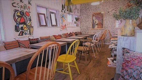 マーブルブラウンカフェ