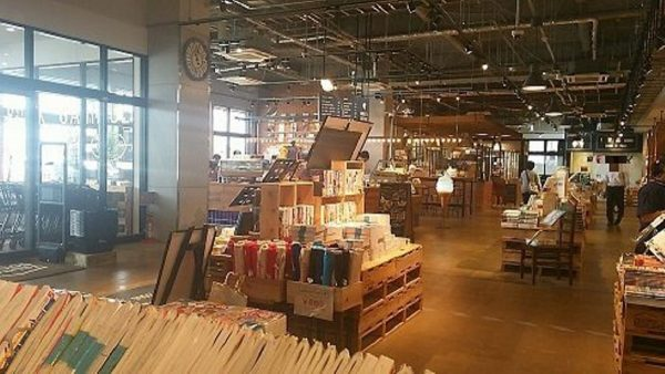 TSUTAYA BOOK GARAGE