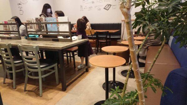 アペティートカフェ博多駅マイング店