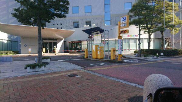 SRP地下駐車場