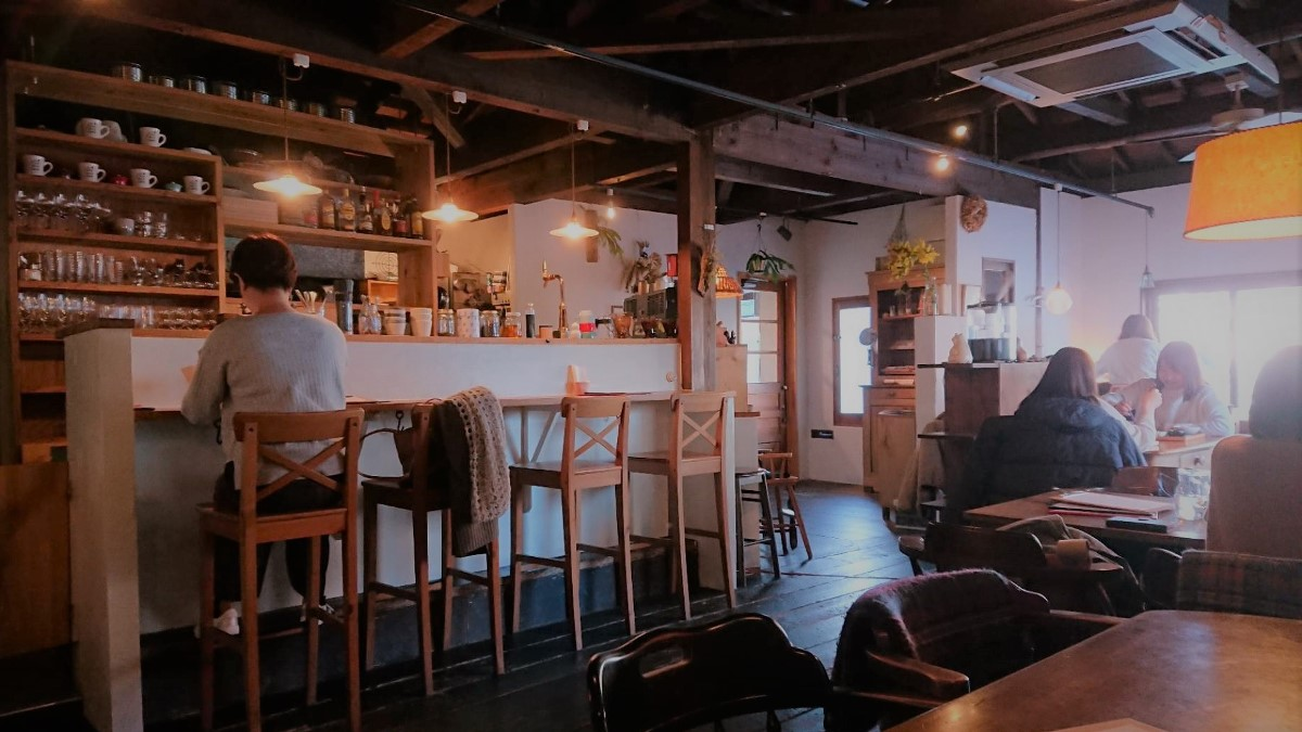JOY TRIP CAFE (ジョイトリップカフェ)