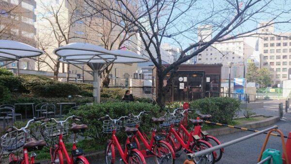 福岡市役所ふれあい広場 喫煙室