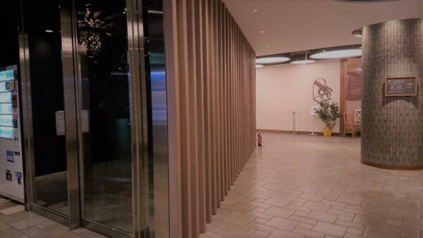 ソラリアプラザ 喫煙室