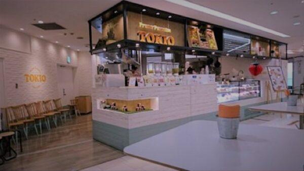TOKIO ジュースバー
